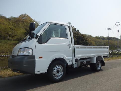 マツダ ボンゴトラック ダブルタイヤ (ABF-SKP2T)